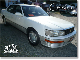 1990 JDM Toyota Celsior (similar to LS400) for sale, Low km