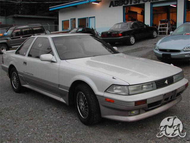 Toyota Honda >> 1990 Toyota Soarer 2.0 GT Twin Turbo