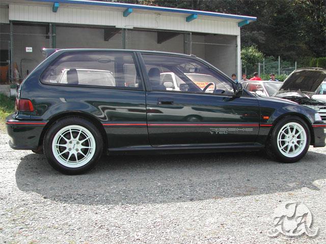 1990 Honda Civic SiR - VTEC (B16A)