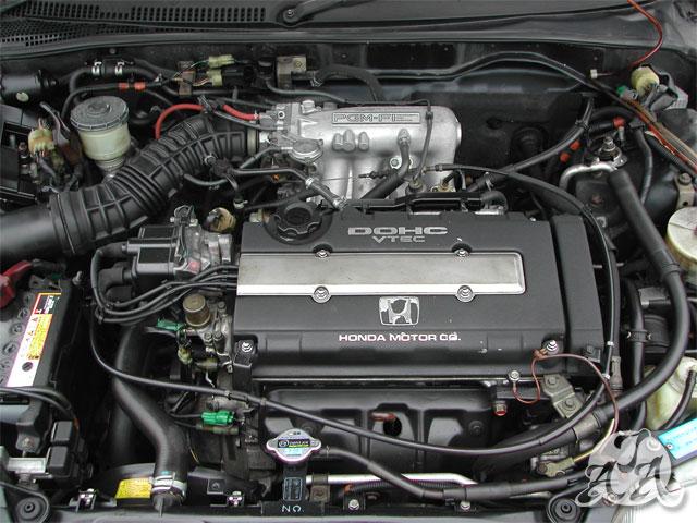 1990 honda civic sir vtec b16a for 1990 honda civic motor