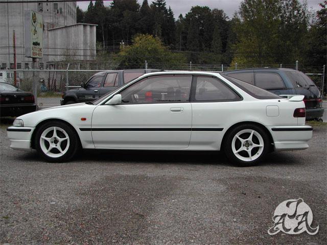 1989 Honda Integra XSi - VTEC, Only 85000KM