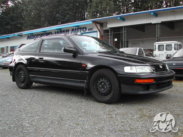 Honda Cr X >> 1989 Honda CR-X Si - Only 115,000km