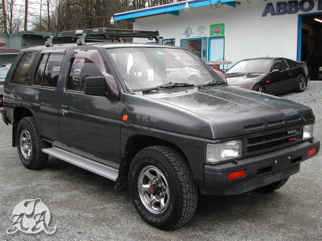 Pathfinder Turbo >> 1990 Nissan Terrano -Pathfinder Turbo Diesel