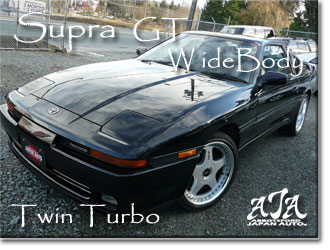 JDM Toyota Supra 2.0GT Twin Turbo   Only 75K Kms   Fully Serviced