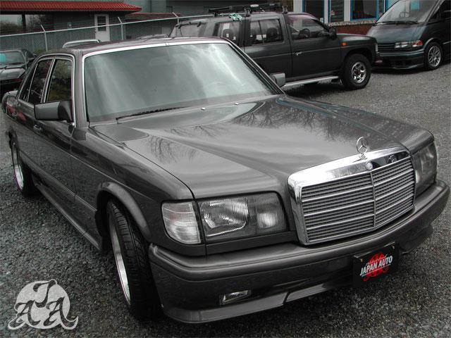 1990 mercedes benz 500se amg body kit for Mercedes benz 500se