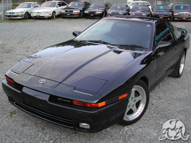 1991 Toyota Supra 2 5gt Twin Turbo R Only 87 Km
