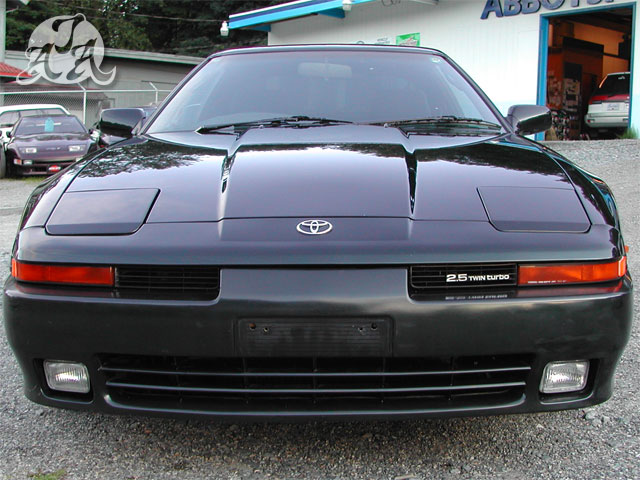1991 toyota supra 2 5gt twin turbo r only 87 km. Black Bedroom Furniture Sets. Home Design Ideas