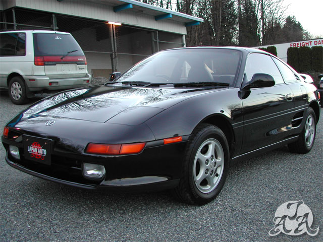 1991 Toyota Mr2 Gt T Bar Turbo Only 62k Km