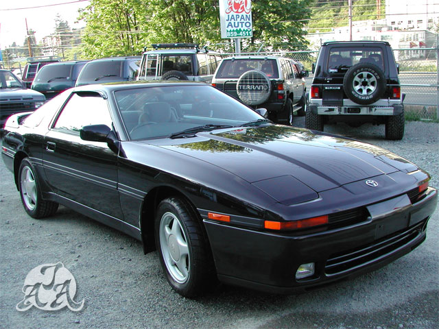 1990 toyota supra 2 5gt twin turbo only 67k km. Black Bedroom Furniture Sets. Home Design Ideas