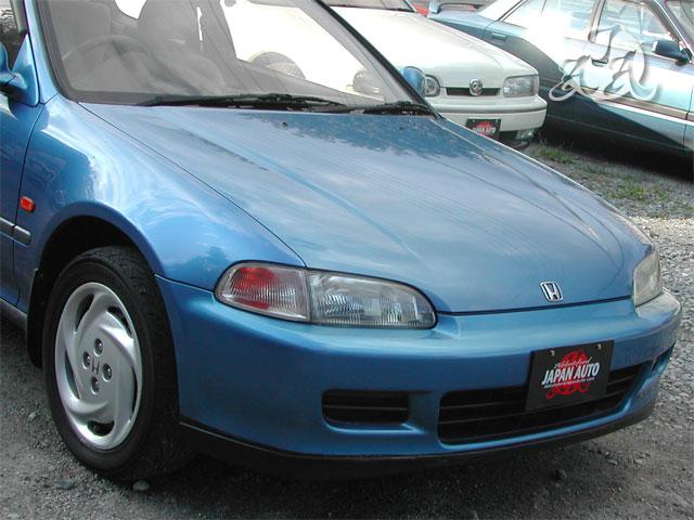 92 Honda Civic SiR II