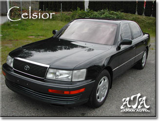 1990 JDM Toyota Celsior (similar to Lexus LS400) for Sale